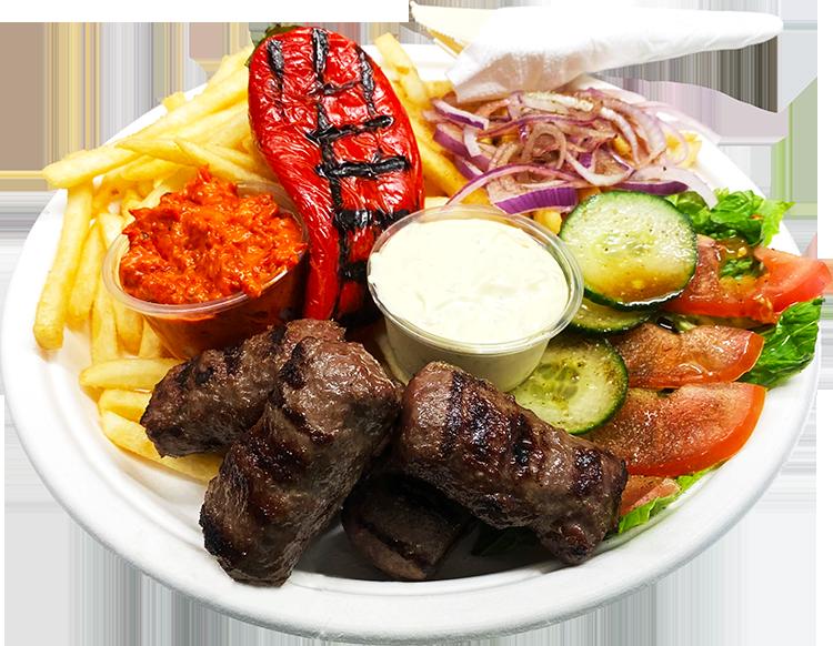 Burger Restaurang I Malmö